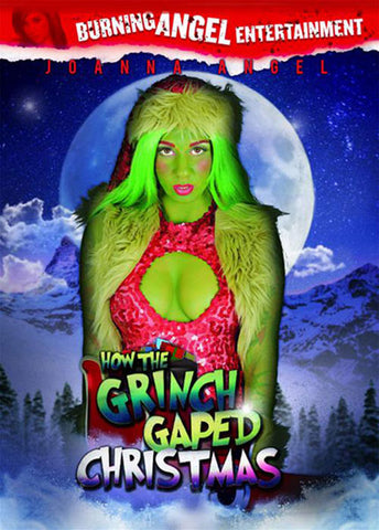 How The Grinch Gaped Christmas XXX DVD