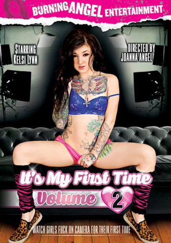 Cheap It's My First Time 2 porn DVD