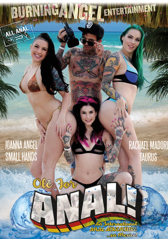 Ole For Anal XXX DVD