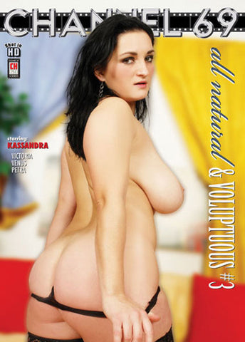 Cheap All Natural & Voluptuous 3 porn DVD