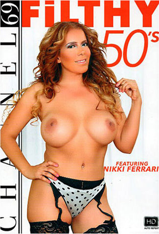 Filthy 50's XXX Adult DVD