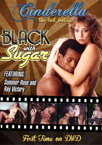 Cheap Black With Sugar porn DVD
