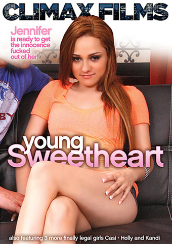 Cheap Young Sweetheart porn DVD