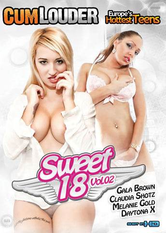 Sweet 18 2 Sex DVD
