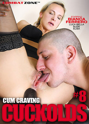 Cum Craving Cuckolds 8 Sex DVD