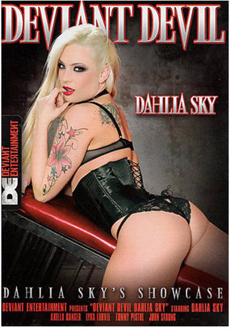 Deviant Devil: Dahlia Sky Adult Sex DVD
