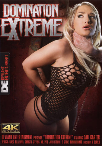 Domination Extreme XXX DVD