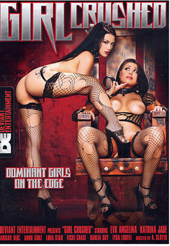 Girl Crushed Adult DVD