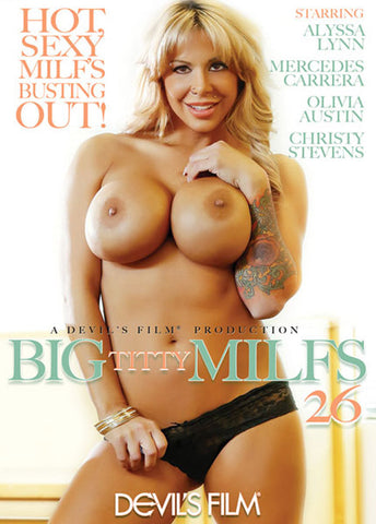 Big Titty MILFs 26 Adult Movies DVD