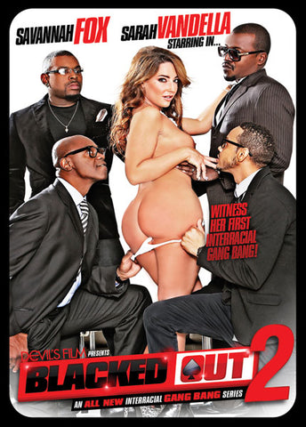 Cheap Blacked Out 2 porn DVD
