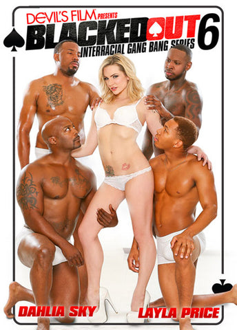 Blacked Out 6 Adult DVD
