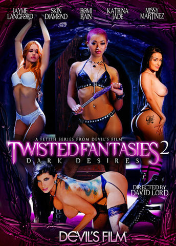 Cheap Twisted Fantasies 2: Dark Desires porn DVD