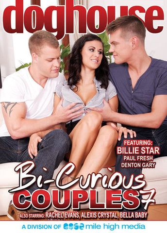 Cheap Bi-Curious Couples 7 porn DVD