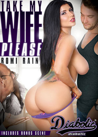 Take My Wife Please Sex DVD
