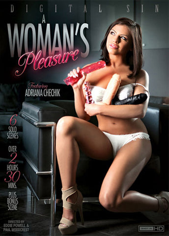 A Woman's Pleasure Adult DVD