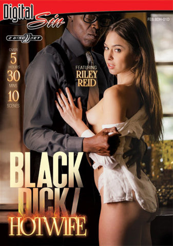 Black Dick/Hotwife (2 Disc Set) Adult DVD