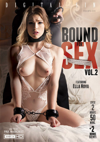 Bound For Sex 2 Adult Sex DVD