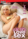 Cute Girls Love Sex (2 Disc Set) Sex DVD