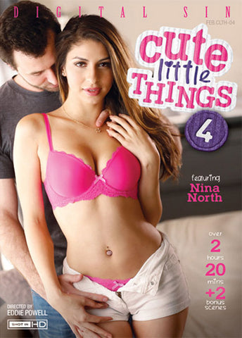 Cute Little Things 4 XXX Adult DVD