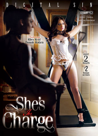 Cheap She's in Charge porn DVD