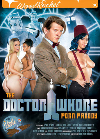 Cheap The Doctor Whore Porn Parody porn DVD