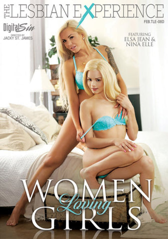 Women Loving Girls Sex DVD