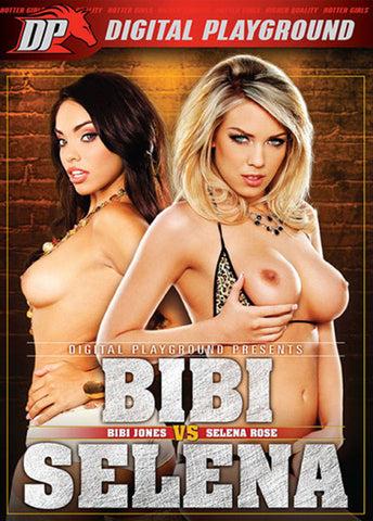 Bibi Vs Selena Adult Movies DVD