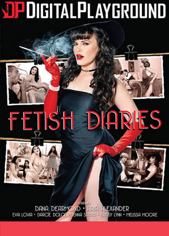 Fetish Diaries Porn DVD