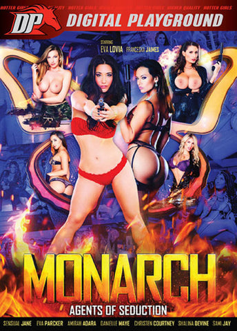 Cheap Monarch: Agents Of Seduction porn DVD