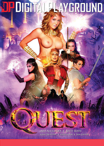 Quest Adult DVD