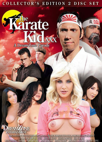 Cheap Karate Kid XXX: A Dreamzone Parody (2 Disc Set) porn DVD