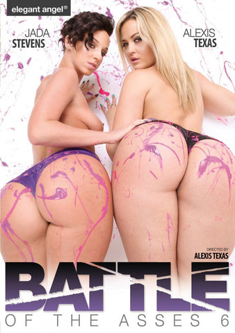 Battle Of The Asses 6 XXX Adult DVD