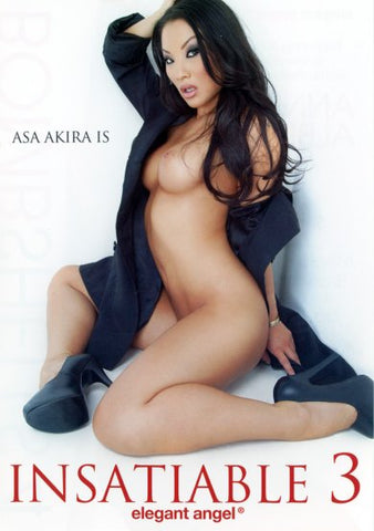 Cheap Asa Akira Is Insatiable 3 porn DVD