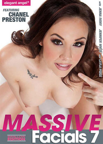 Massive Facials 7 Adult DVD