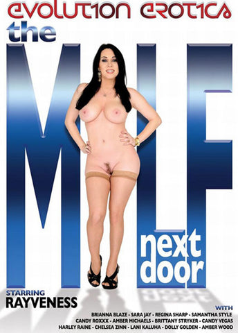The MILF Next Door Adult Movies DVD