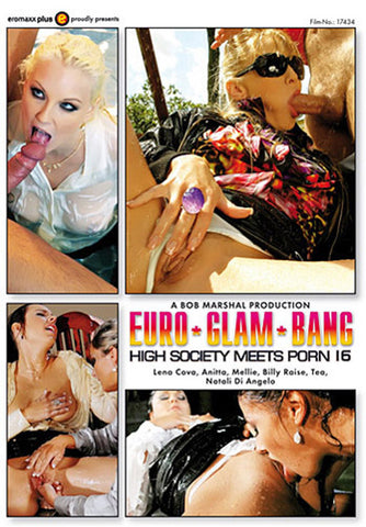 Cheap Euro Glam Bang 16 porn DVD