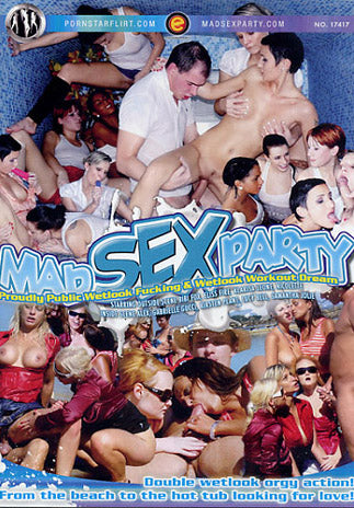 Cheap Mad Sex Party: Proudly Public Wetlook Fucking porn DVD