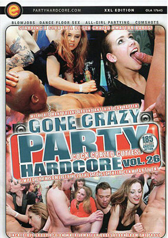 Party Hardcore: Gone Crazy 26 Porn DVD