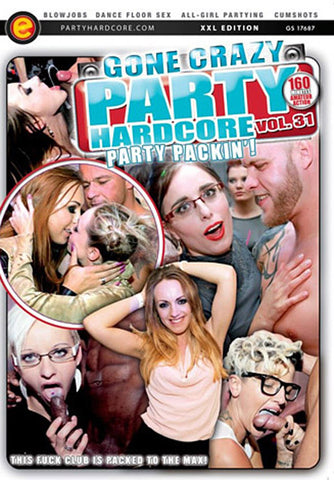 Party Hardcore: Gone Crazy 31 Adult Movies DVD
