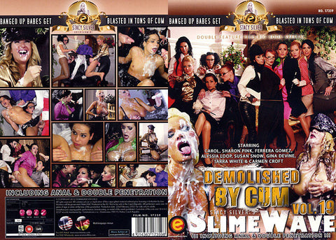Cheap Stacy Silver's Slime Wave 19 porn DVD