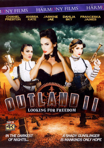 Outland 2: Looking For Freedom XXX DVD