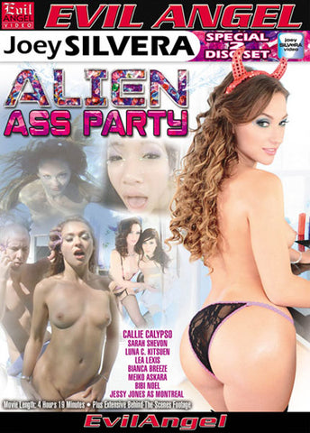 Cheap Alien Ass Party (2 Disc Set) porn DVD