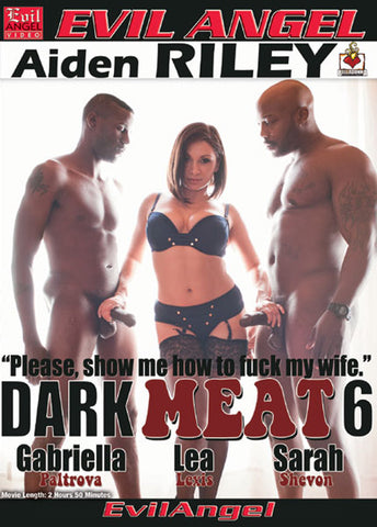 Cheap Dark Meat 6 porn DVD
