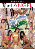 Deep Throat League 3 Adult Movies DVD
