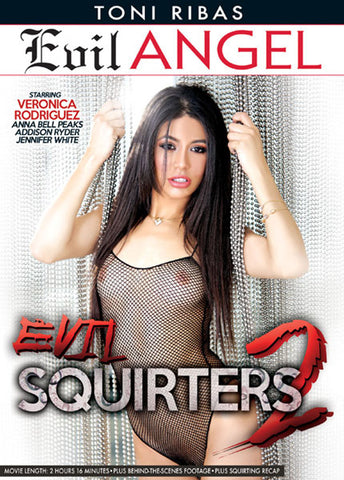 Evil Squirters 2 Sex DVD