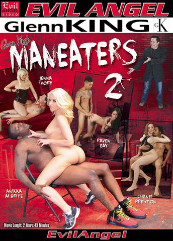 Cheap Glenn King's Maneaters 2 porn DVD