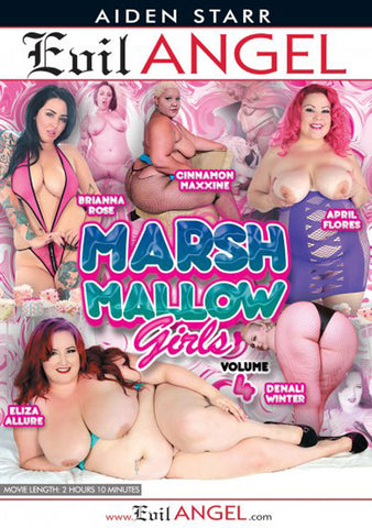 Marshmallow Girls 4 Adult Sex DVD