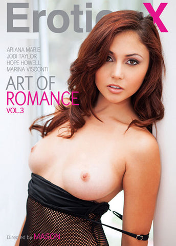 Cheap Art Of Romance 3 porn DVD