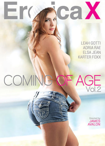 Coming Of Age 2 XXX DVD