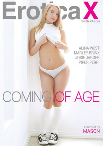 Cheap Coming Of Age porn DVD